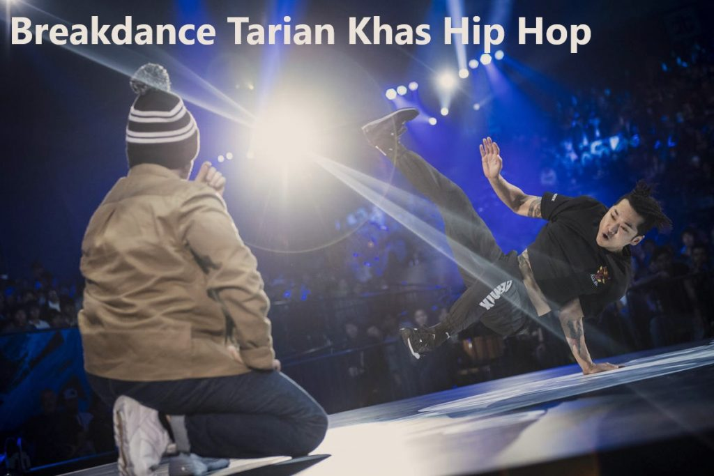Breakdance Tarian Khas Hip Hop